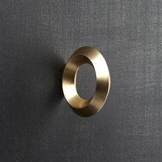 brass ring pull