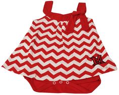 0e8a52b1f Miami University Chevron Infant Dress Texas Tech Baby, Texas Tech Red  Raiders, Baby Items