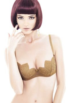 Parah Lingerie. I like the shape of the cup and the use of lace.