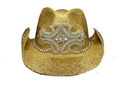 Princess bling cowboy hat por Timetwochange en Etsy