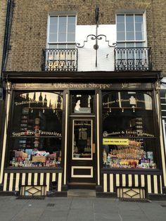 Olde Sweet Shoppe, King's Parade