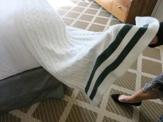 Dartmouth Sweater Throws Hanover Inn