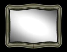 zrkadlo zilara rozmer 1000x700 v ral 7030