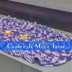 Meninas mais uma receita linda no blog.  Acessem www.crochepassoapasso.com.br e vejam essa lindo centro de mesa.  #croche #centrodemesa