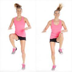 Vous avez de belles jambes mais vous avez l'impression que vos genoux gâchent tout ? Venez découvrir à travers 4 exercices simples comment muscler vos genoux...