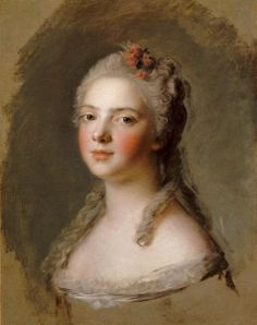 Jean-Marc Nattier, Madame Adélaïde de France (1750) - Marie Adélaïde de France,[1] Daughter of France (23 March 1732 in Versailles – 27 February 1800 in Trieste), was the fourth daughter and sixth child of King Louis XV of France and his Queen consort, Maria Leszczyńska. As the daughter of the king, she was a Fille de France.