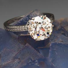 Authentic antique rings from EraGem