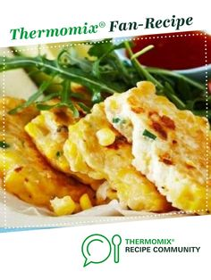 Recipe Corn and Feta Fritters by learn to make this recipe easily in your kitchen machine and discover other Thermomix recipes in Starters. Vegetarian Cheese, Vegetarian Recipes, Corn Fritters, Recipe Search, Recipe Community, Food N, Kids Meals, Feta, Macaroni And Cheese