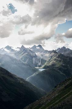 Alpenüberquerung, E5, Fernwanderweg, Berschulge Kleinwalsertal, Oberstdorf, Meran, Similaun,