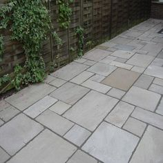 Kandla grey sandstone paving patio pack offered by stonemart, the leading natural stone exporter in India.