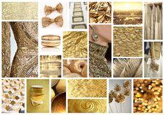 By @eleauerrea94 #board #collage #gold #golden #oro #dorado #panel #inspiration