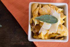 Butternut Squash & Pancetta Pasta — The Tomato Tart Good Healthy Recipes, Whole Food Recipes, Healthy Foods, Pancetta Pasta, Bastilla, Fabulous Foods, Yummy Food, Yummy Treats, Butternut Squash