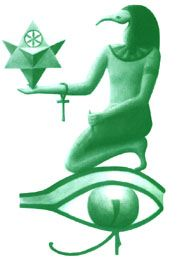 "The Emerald Tablets.  Hermetic teachings of Thoth.  ""As above So Below"""