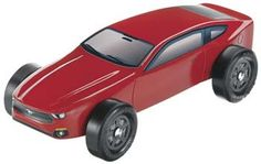 RMXY9419 - Revell Pinewood Derby 2015 Ford Mustang GT Trophy Kit