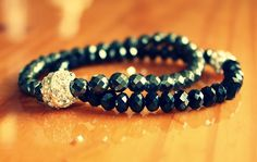 Mama, make this for me!!! Please?  DIY easy bead braclet