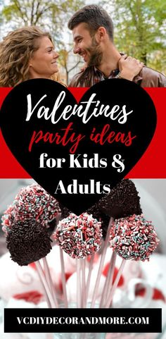 valentines party ideas for kids and adults for the perfect diy valentines day party. Get valentines food ideas, games, and decoration ideas. valentines day party ideas Awesome Valentines Party Ideas For Kids & Adults - VCDiy Decor And
