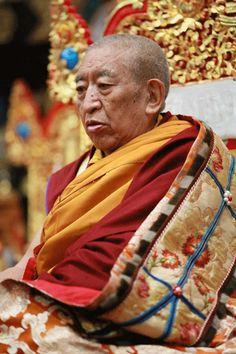 Venerable Thrangu Rinpoche