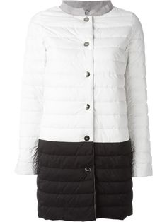 Shop Herno reversible padded coat in Veritas from the world's best independent boutiques at farfetch.com. Shop 400 boutiques at one address.