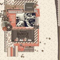Comfy Cozy Collection + Iffy's Card Pack Templates from peppermintcreative.com | page by lynettte #digiscrap #layouts