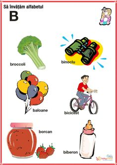 fise imagini reprezentative ale literelor din alfabet | Cu Alex la gradinita Oracle Cards, Aba, Speech Therapy, Homeschool, Comics, Learning, Crafts, Montessori, Logos