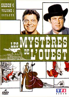 Les mystères de l'ouest : ça passait toujours à la télé, on regardait parce qu'il n'y avait rien d'autre
