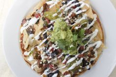 TR Nachos! - add carnitas, pulled chicken tinga, or chile verde