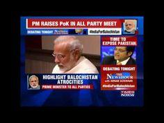 For the 1st time, PM Narendra Modi raises Balochistan during the all par...
