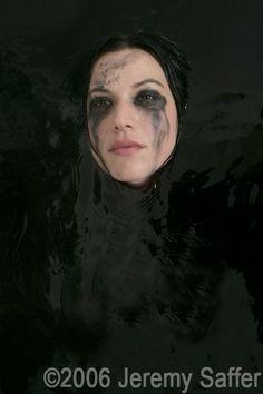 cristina scabbia | Cristina Scabbia - Black Water by JeremySaffer