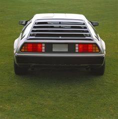 DeLorean DMC 12, 1983