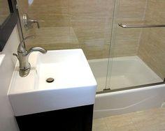 Interesting bathroom sinks