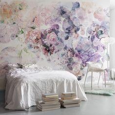 Brewster Home Fashions Wish Wall Mural   Wayfair