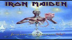 Iron Maiden - Seventh Son Of A Seventh Son (LP 1988)
