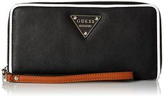 GUESS Clare (vg) Large Zip Around Wallet