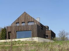 YOU ! ME ! DANCE: Wood-House by Wizja Architects