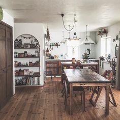 『ナチュラル×カントリーの部屋』部屋全体で木材のテイストを合わせて統一感のある印象に Photo:kokuri0306(RoomNo.286554) #RoomClip #RoomClipPickUp #interior#myhome#instahome#homedecoration#homestyling#style#styling#dailyinterior#homeinspiration#interiordeco#decoration#ルームクリップ#インテリア#セルフリノベ#リノベーション#部屋#日常#くらし#日々#カントリー