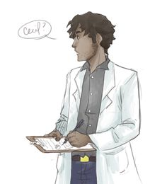 Welcome to Night Vale - Carlos and his perfect hair I Have A Crush, Having A Crush, Glow Cloud, Line Art Images, The Moon Is Beautiful, Night Vale, Fictional World, Cultural Events, Dog Park