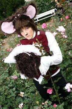 alice in wonderland dormouse costume - Google Search