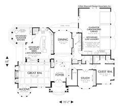 House Plan 2425 -The Stolon | houseplans.co