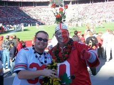 Go Bucks 11/17/09 Josh and the BIG Nut