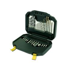 Accessoires - Piranha - Accessoires voor boormachines - HiTech Bullet Sets - 30 delige Piranha familie set - 30 delige Piranha set - BLACK+DECKER™ Accessories Product Details