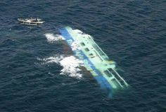 August 2, 2011. M/V Asia Malaysia, a passenger cargo ship, sank near Iloilo in central Philippines on Sunday and all 147 passengers and crew were rescued after the vessel tilted to its right side due to strong winds and choppy waters, a Philippine coast guard official reported.