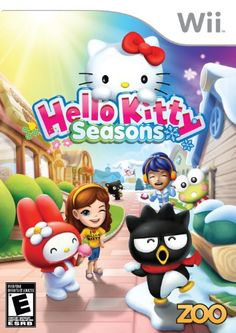 Hello Kitty Seasons  Nintendo Wii *** You can find more details by visiting the image link.Note:It is affiliate link to Amazon.