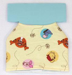 Dog Jacket  Winnie the Pooh and Friends  by PatienceWayShop