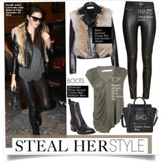 #Stealherstyle #celebstyle #kendalljenner Top Fashion Set for Oct 7th, 2014 Thank you @polyvore @polyvore-editorial )))