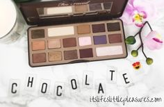 Dying to get this Too faced eye shadow palette
