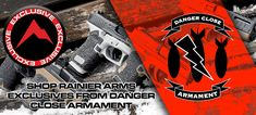 Rainier Arms - Pursue Your Passion Rainier Arms, Greenwood Village, Assault Rifle, Firearms, Hand Guns, Weapons, Passion, Weapons Guns, Pistols