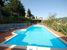 4 Lovingly Restored Properties that share a heated pool in spacious surroundings    - Filomena (3 Bedrooms, Sleeps 6 + 1Vacation Rental in Pescaglia from @homeaway! #vacation #rental #travel #homeaway