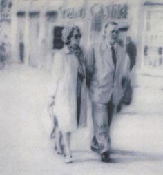Casino  -  Gerhard Richter   Öl auf Leinwand
