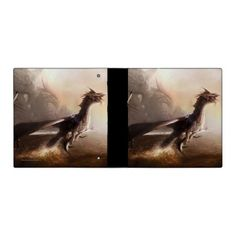 Dragon of Argonnessen 3 Ring Binder - tap to personalize and get yours