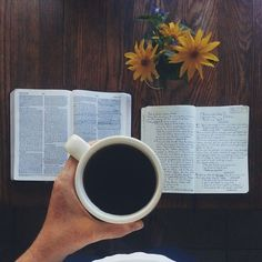 I have long been wanting to do this for over a year now. I am desperate to have a real time connection with you again my Lord. I Love You God, God Is Good, Give Me Jesus, God Jesus, Bible Photos, Bible Images, Morning Devotion, Coffee And Books, Study Inspiration